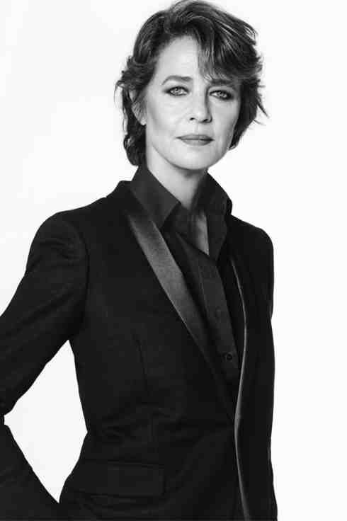 68-Year-Old Charlotte Rampling Stars in NARS Ad -- The Cut