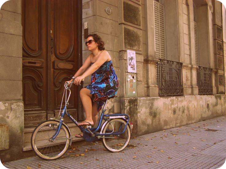 Bicicleta plegable AURORITA - rodado 20