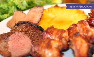 45% Off Brazilian Food and Drinks at Braza Grill