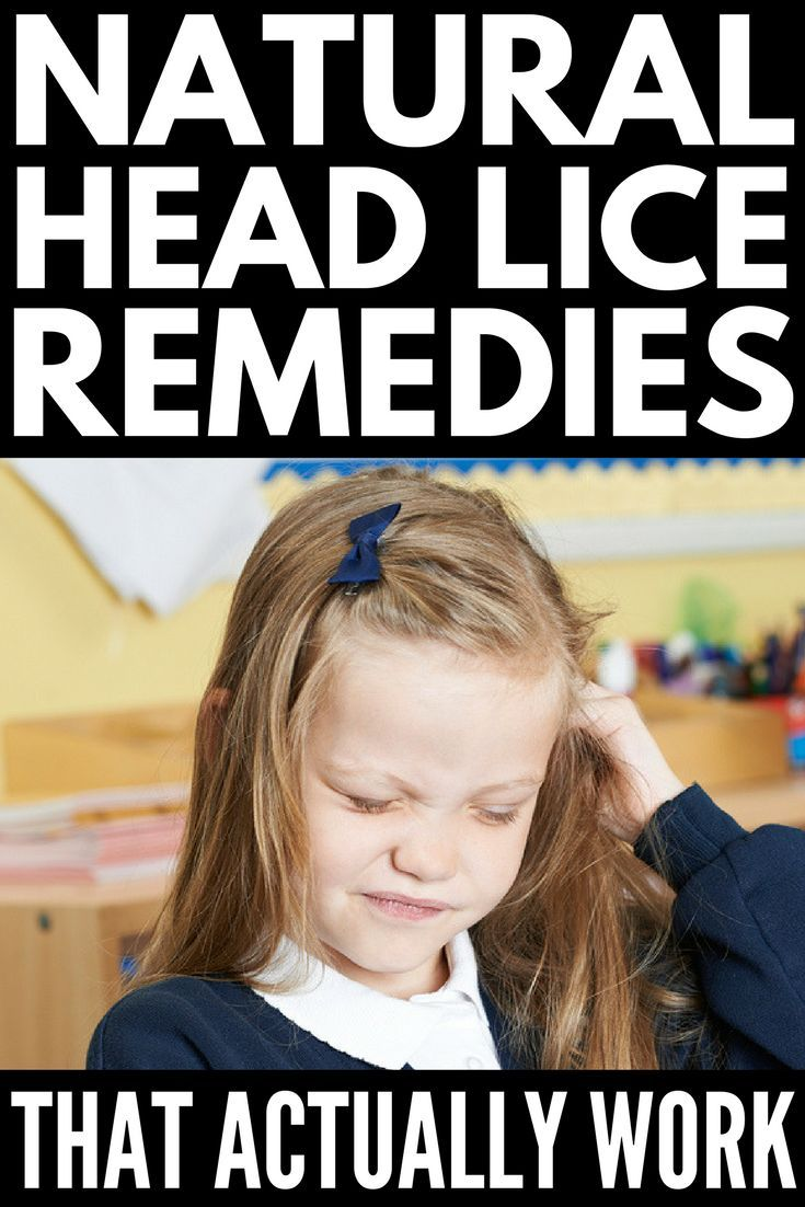 Natural Head Lice Remedies That Work