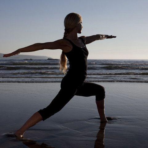 Yoga at Carbis Bay