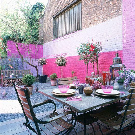 Kleuren - Kleur - Tuin - Colorfull - Color - Colors - Colour - Garden ♥ PINK / roze