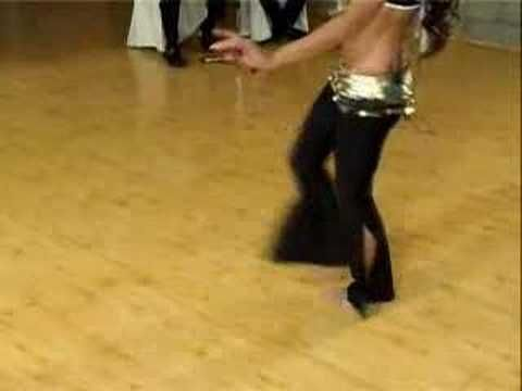 Cursos Danza Del Vientre - Ritmo MaKsum - 2 de 2 - YouTube