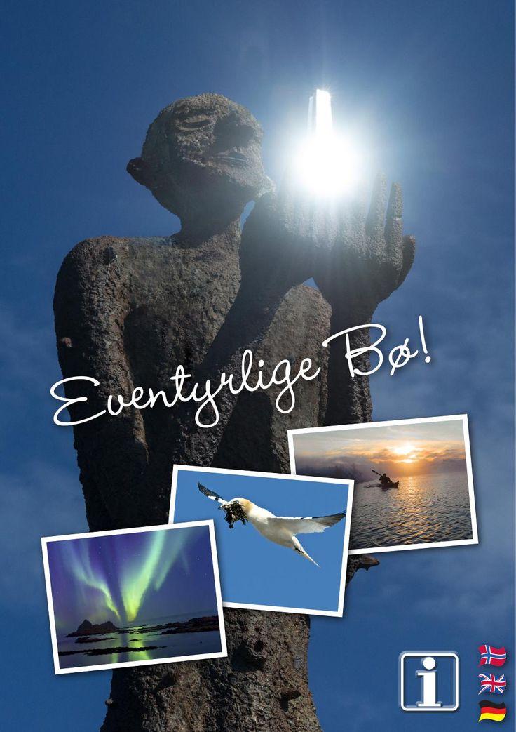 Her er infoguiden for Bø - Eventyrlige Bø i digital format. God fornøyelse.