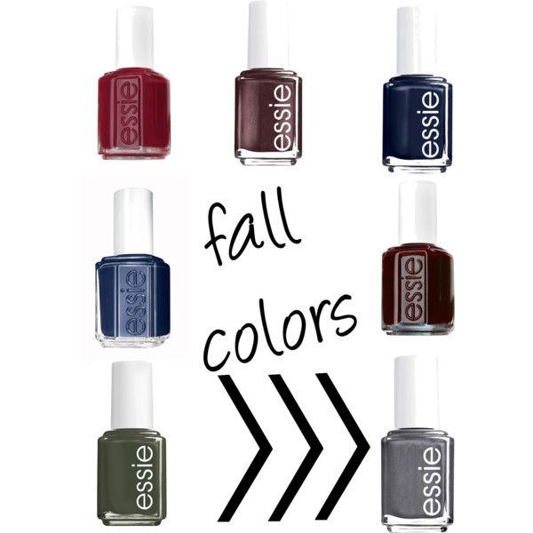 Fall Nail ColorsMakeup Nails, Hair Nails Makeup