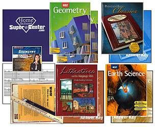 Complete 10th Grade Common Core Curriculum. Geometry, Earth Science, Literature & Grammar, US History.