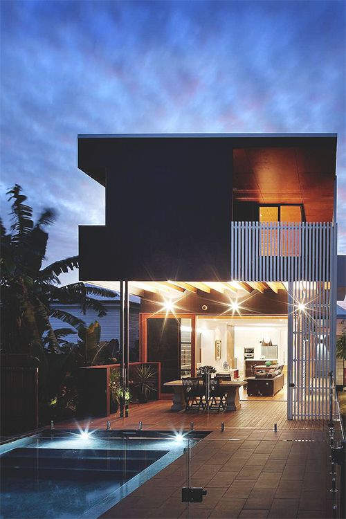 Harcourt Street by Shaun Lockyer Architects / Brisbane, Australia