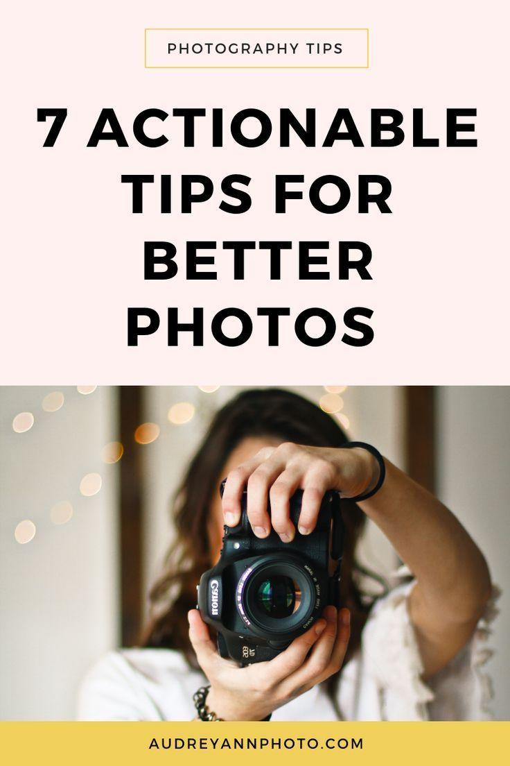7 umsetzbare Tipps für neue Fotografen, um Ihre Bilder noch heute zu verbessern   – D7500