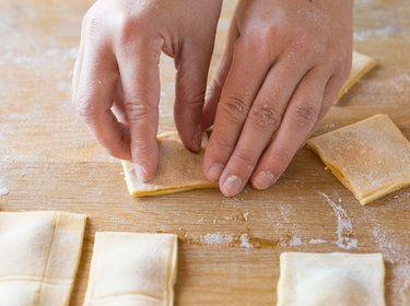 Ravioli selber machen - Das Grundrezept