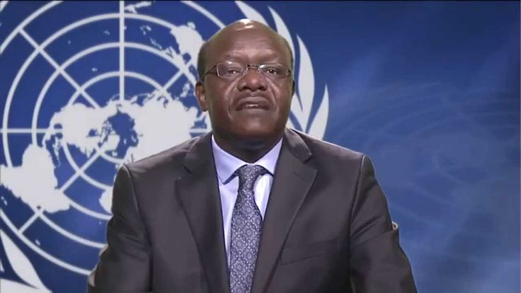 Mukhisa Kituyi confirmed as the Secretary-General of the UN Conference
