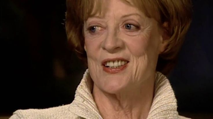 Maggie Smith interview on Charlie Rose (2002)