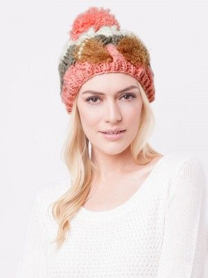Femme Fatale Beaded Beanie online available on koovs.com  c3ecdeb3ad