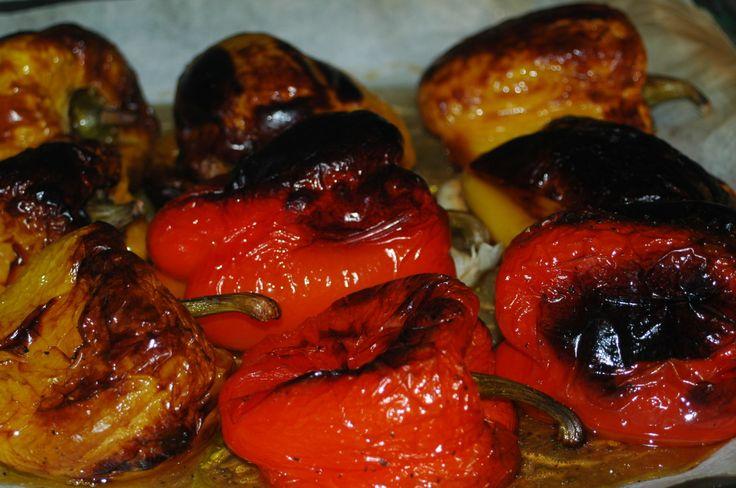 Zelf paprika roosteren