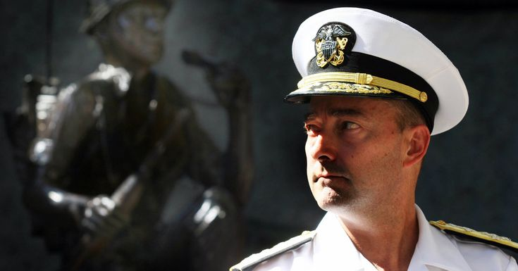James Stavridis, Retired Admiral, Is Being Vetted as Hillary Clinton's Running Mate