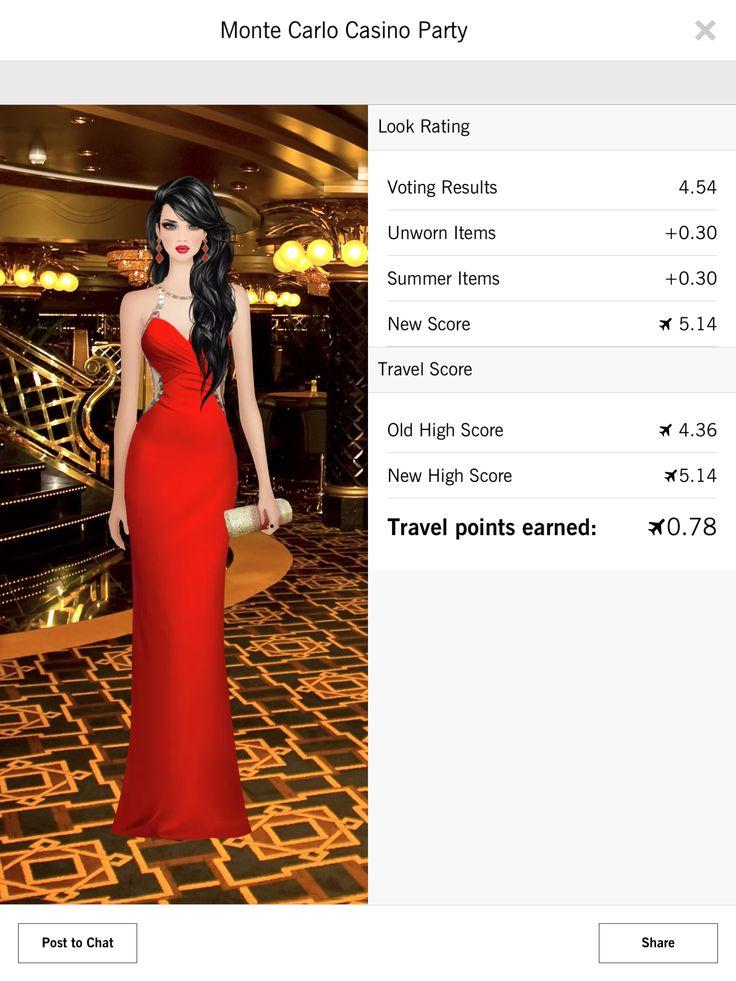 monte carlo casino party covet fashion