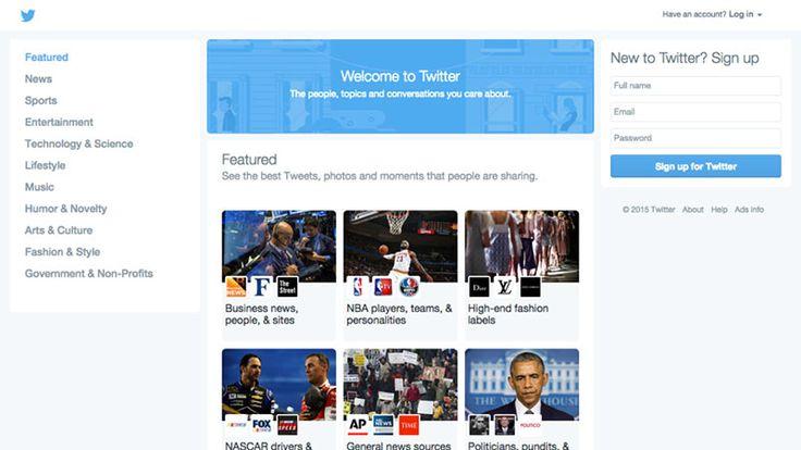 Twitter Yeni Ana Sayfa Tasarımı Test Aşamasında :http://techdergi.com/twitter-yeni-ana-sayfa-tasarimi-test-asamasinda/