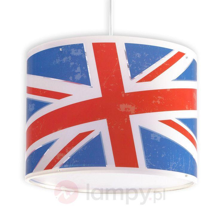 Brytyjska dziecięca lampa wisząca England 2507320