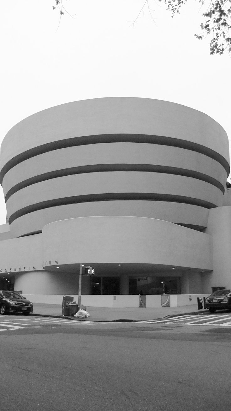 Guggenheim Museum. New York. USA