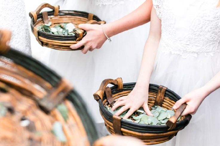 Karoo inspired wedding at Matjiesfontein, with touches of Zimbabwe.Proteas, fynbos, roses, flamelilies, blushing brides, succulents, night sky. Eucalyptus / pennygum tossing petals. Confetti. Baskets. Event planner | Wedding planner | Florist | Floral designer | Cape Town