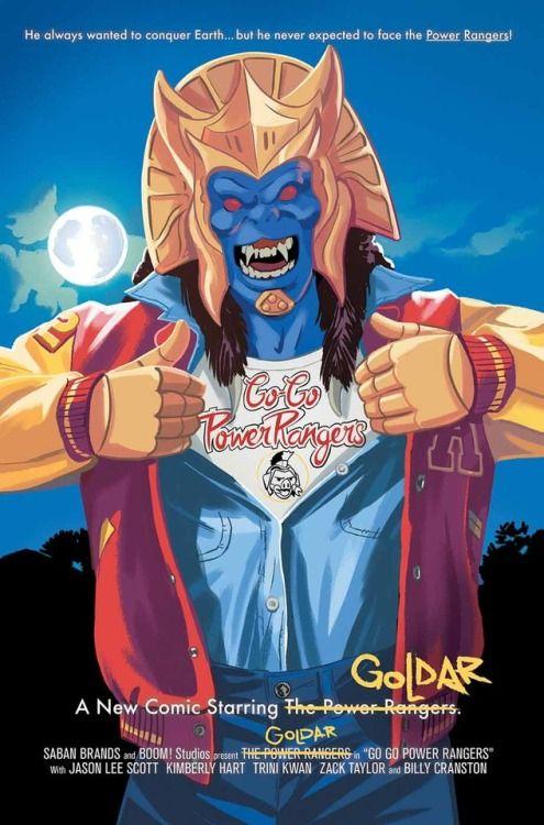 Go Go Power Rangers #6