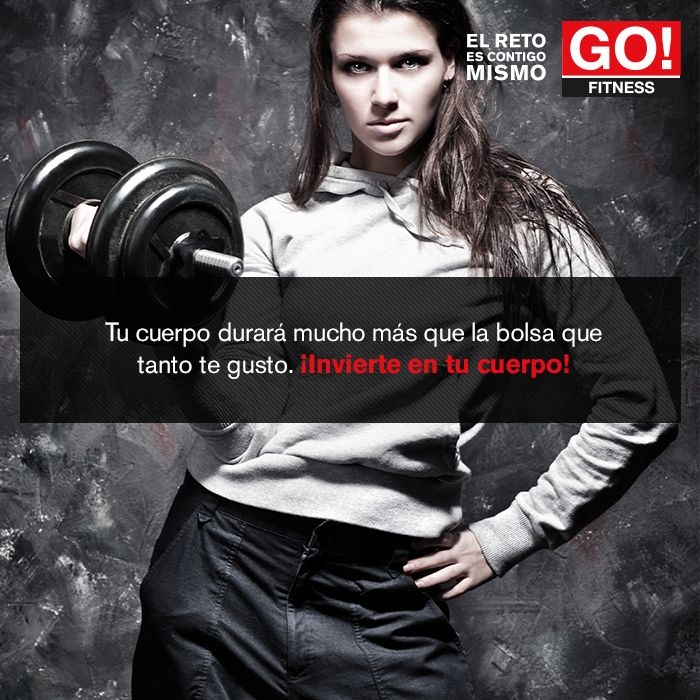 ¡Invierte en tu cuerpo! #clasesgo #ejercicio #gym #fit #fuerza #flexibilidad #reto #motivate