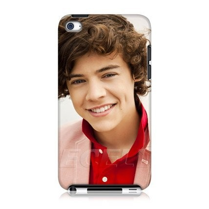 Ecell - HARRY STYLES ONE DIRECTION 1D PROTECTIVE BACK CASE FOR APPLE iPOD TOUCH 4G by Ecell. $15.83. yourdailydream.or...