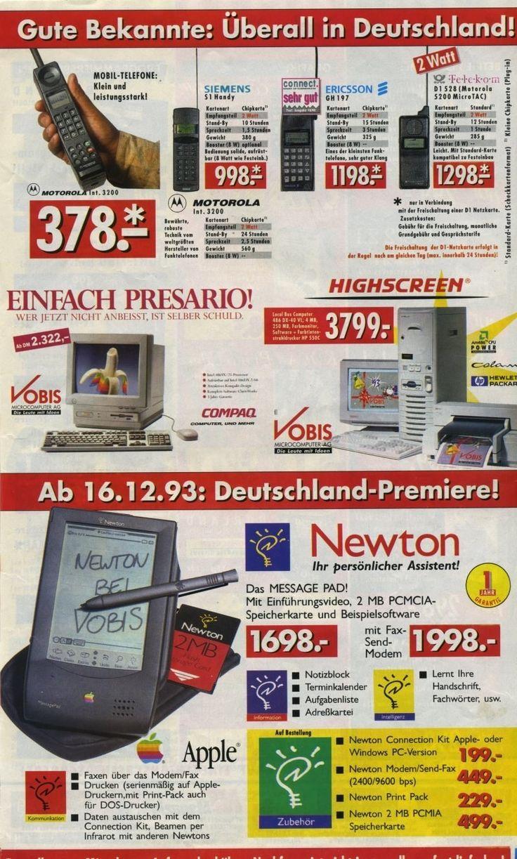 22 Vobis-Kataloge der 90er, die Kinder von heute nicht mehr verstehen