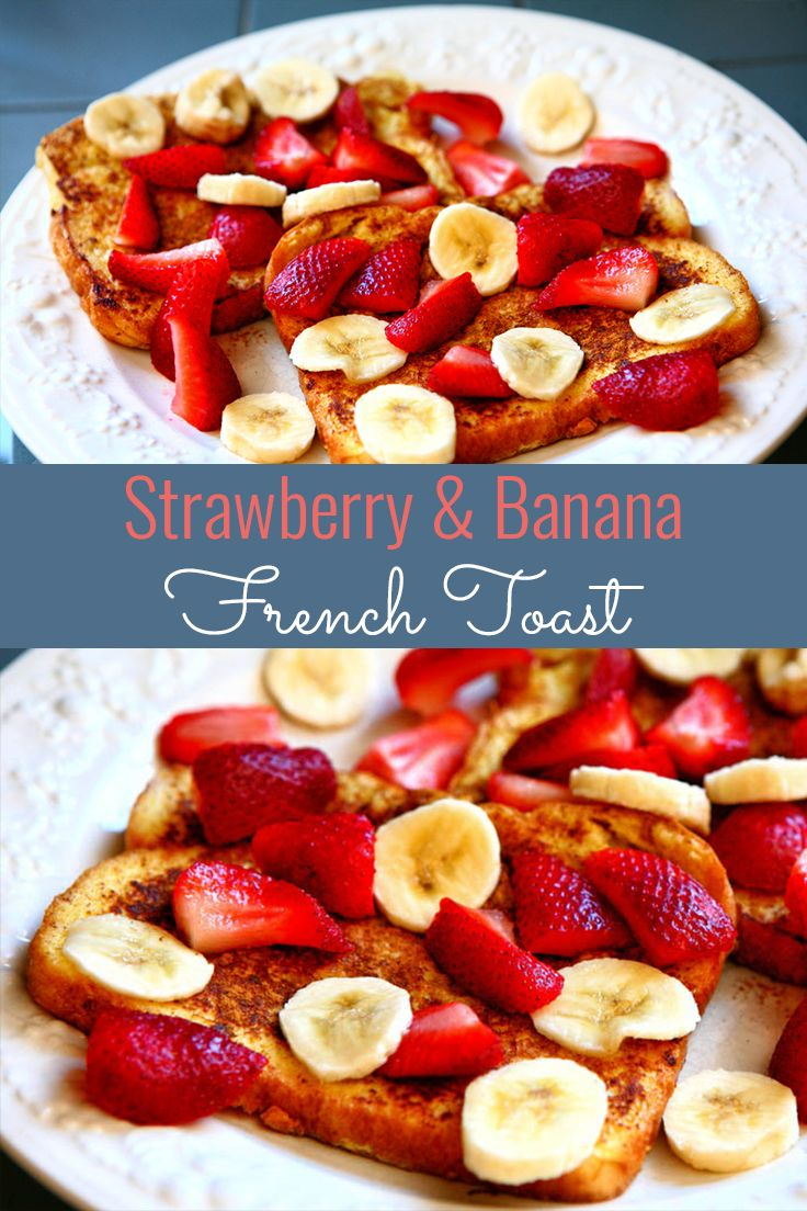 Here is a great substitute for a delicious, guilt free and gluten free french toast meal! Click for the full recipe & enjoy<3 It's so yummy & delicious you will want to make it for breakfast everyday! TFD