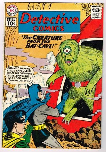Detective Comics 291 A Silver Age Comic 1961 DC Comics Batman | eBay