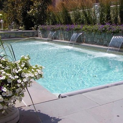 8 best swimming pool fountain images on pinterest for Pool design 974