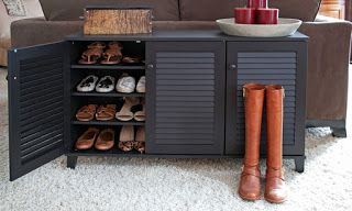 styleitchic.blogspot.com: LET' S GET ORGANIZED…SHOES CABINETS…http://styleitchic.blogspot.gr/2017/03/let-s-get-organizedshoes-cabinets.html