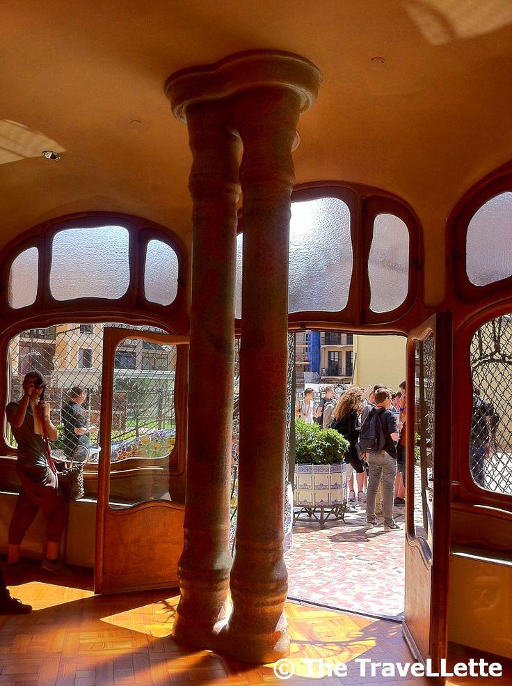 Inside Casa Batlló