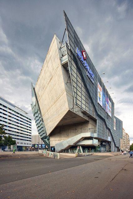 UFA Cinema Center - Dresden,  Germany
