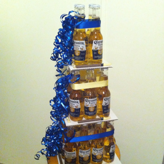 Beer Cake Design Ideas : Coronita Beer Cake IDEAS :) Pinterest Cakes, Beer ...