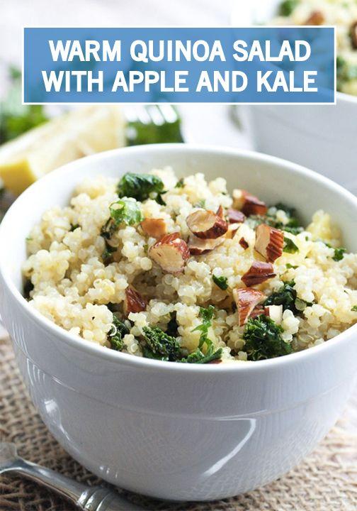 simple salads simple meals warm salad quinoa salad healthy salad ...