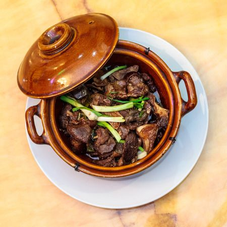 """Our featured Caribbean recipe is Haitian Goat Stew. INGREDIENTS: 3 lbs goat meat, cut into 2″ cubes 3⁄4 cup vegetable oil 3 tablespoons tomato paste 2 medium onions, sliced 2 limes, halved 3 shallots, sliced thin 6 cloves of garlic, minced 2 sprigs parsley 1⁄4 cup Pikliz (see """"condiments"""") 5 cloves 1 ½, teaspoons sea …"""