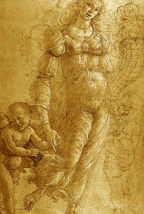 an analysis of the art style of michelangelo buonaroti an italian artist Nature versus style: michelangelo and renaissance sculpture art  only work signed by michelangelo buonarroti,  nouns are gendered in italian.