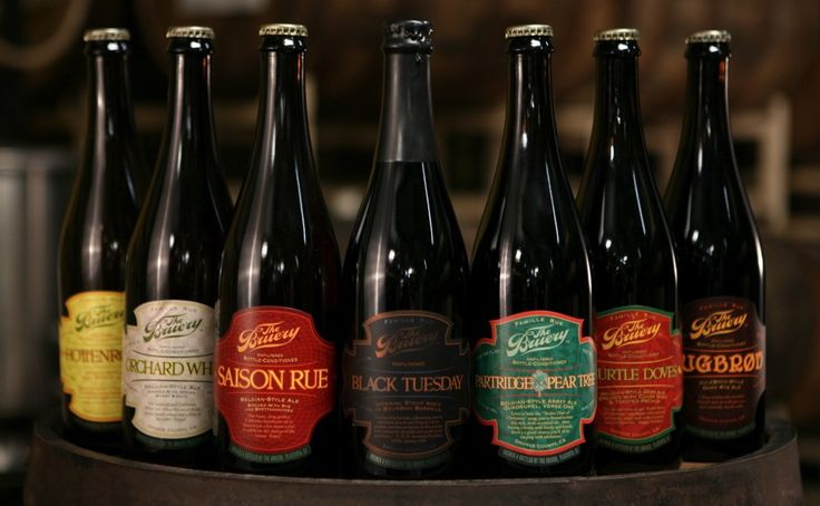 For this week's nightcap we were lucky enough to spend quality time around some high ABV beers with Patrick Rue, the Founder, and Head Brewer at The Bruery Brewery.