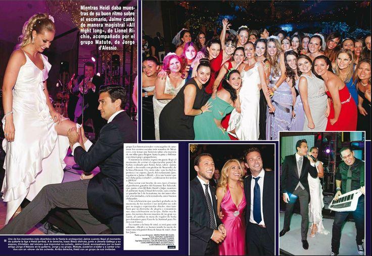 Jaime Camil Y Heidi Balvanera Boda | www.imgkid.com - The ...