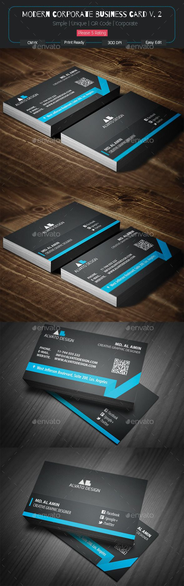 8 Best Card Images On Pinterest Business Card Design Business