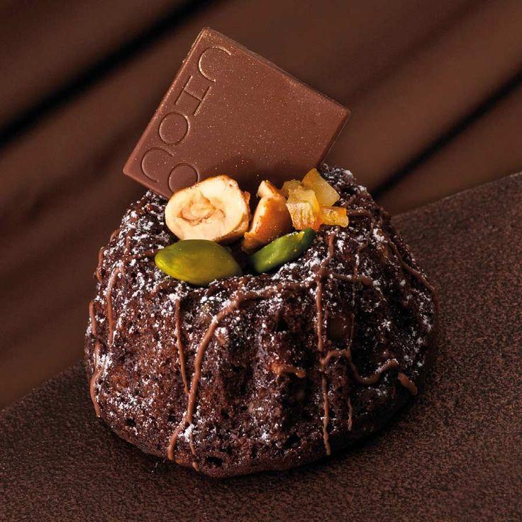 chocolate seduction visit our website for complete recipe www scff com