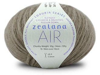Zealana AIR Chunky L06 Silver