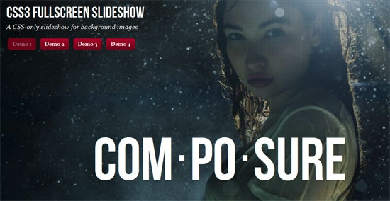 20 New jQuery Image Slider and Slideshow 2012