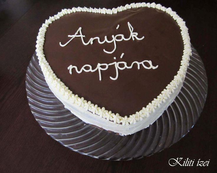Kiliti ízei: Anyák napjára - Lúdláb torta