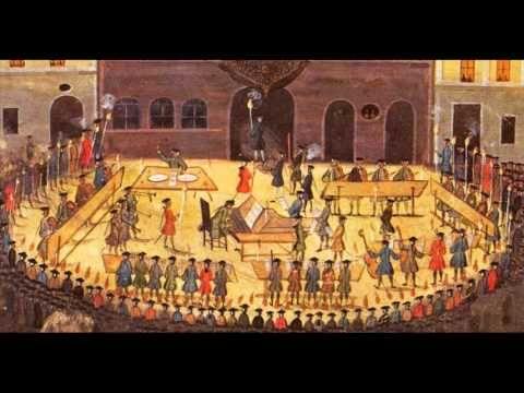 J.S. Bach: Quatre ouvertures, (Suites pour orchestre), BWV 1066-69 / Fabio Biondi (viol.), Mar Hantaï (transv. fl.), Le Concert des Nations, Jordi Savall, 1990