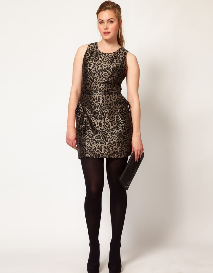 Pretty plus size holiday dresses