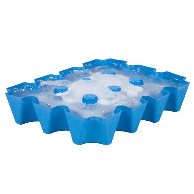 Bierkasten Eisblock Form