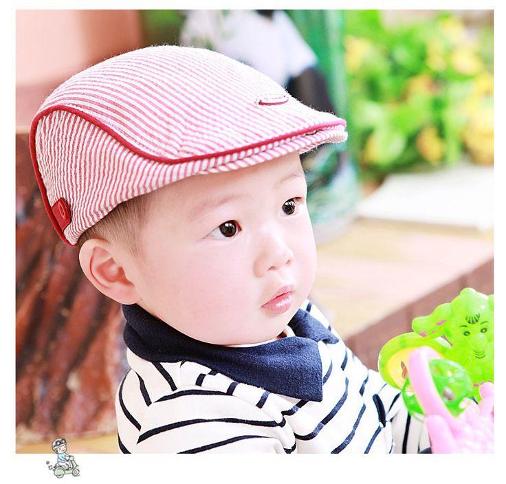 0 3 Ans Bébé Coréen Culminé Béret Chapeau Style Cool Enfants Bébé chapeau Garçons et Filles Printemps Été Automne Chapeau De Bande 1 PCS dans Chapeaux et Casquettes de Mère et Enfants sur AliExpress.com | Alibaba Group