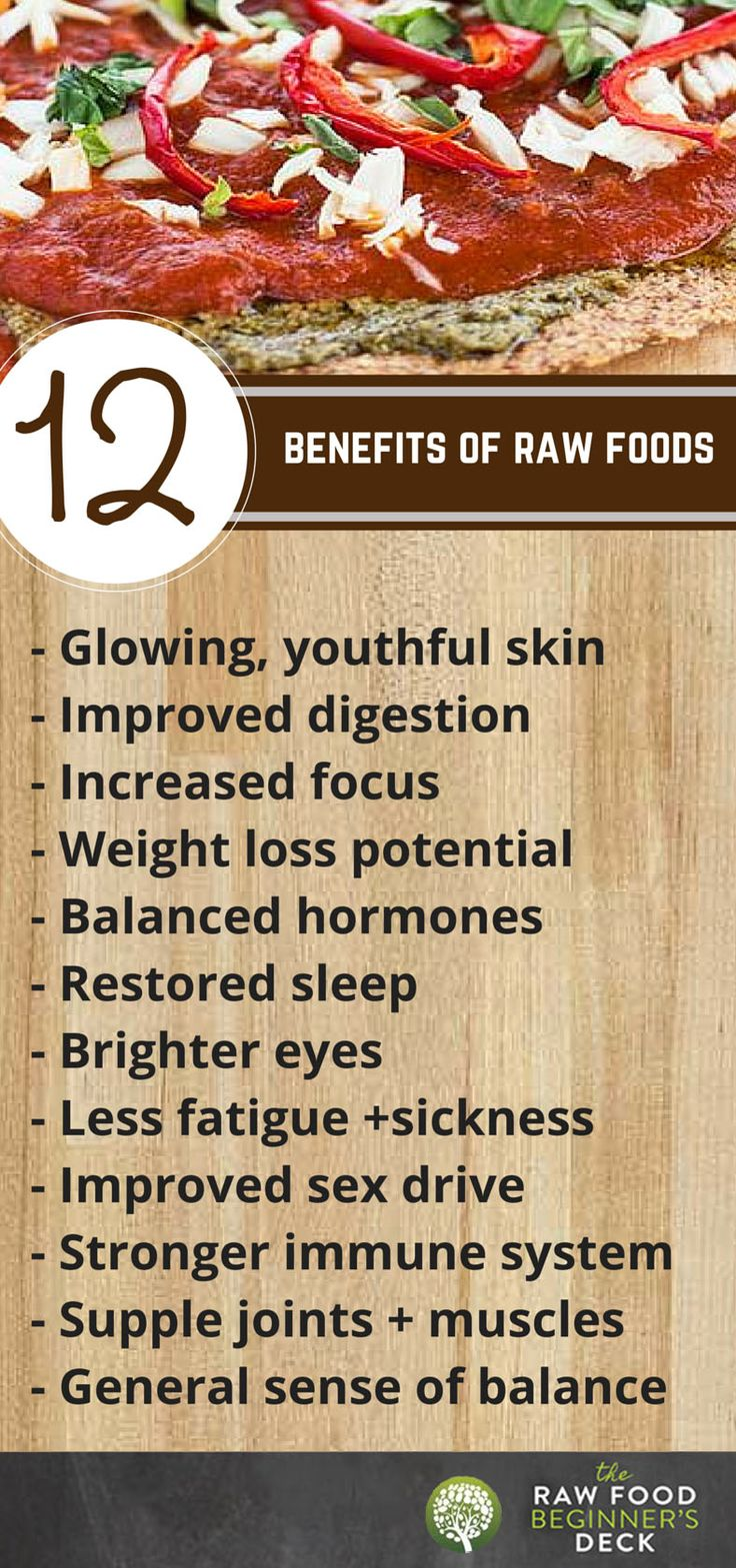 Benefits of eating raw foods! There are different levels of being raw... start one meal at a time!