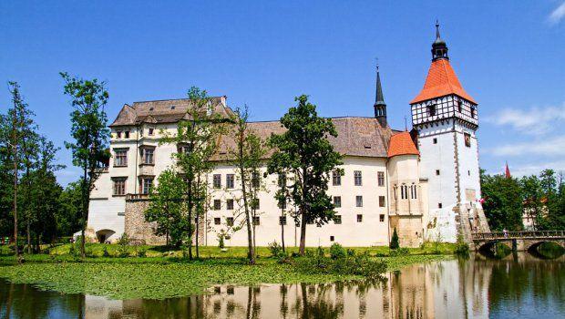Zámek Blatná http://www.ehotel.cz/tipy/blatna